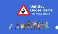 Untitled Goose Game - Disponibile ora