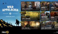 L'aggiornamento Wild Appalachia è ora disponibile su Fallout 76