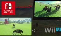 TLoZ: Breath of the Wild - Ecco le differenze tra le versioni Switch e Wii U