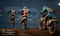 Monster Energy Supercross - The Official Videogame da oggi disponibile negli store fisici e digitali
