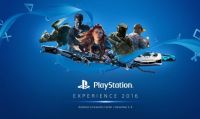 PS Experience 2016 - Cinque titoli 'segreti' nella line-up rivelata