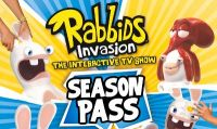Rabbids Invasion: The Interactive TV Show dal 20 novembre