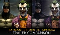 Batman: Return to Arkham a confronto con gli originali su PC