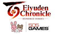 505 Games pubblicherà Eiyuden Chronicle: Hundred Heroes