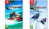 Snow e Aqua Moto Racing disponibili in Italia per Switch
