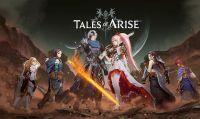 Tales of Arise è ora disponibile