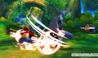 Terzo DLC per One Piece Unlimited World Red