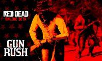 La BETA di Red Dead Online si aggiorna con la modalità Gun Rush