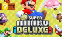 Annunciato New Super Mario Bros. U Deluxe per Nintendo Switch