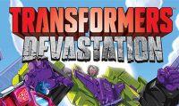 Transformers: Devastation - DLC Bonus e 'Dietro le Quinte'