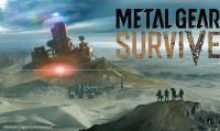 Un primo video per la campagna di Metal Gear Survive