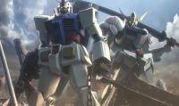 Gundam Versus è disponibile - Ecco il trailer di lancio