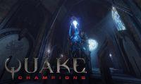 Quake Champions e i nuovi tornei eSport 2017