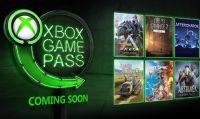 Xbox Game Pass rivela l'arrivo di sei nuovi titoli tra gennaio e febbraio