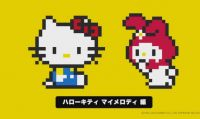 Hello Kitty e My Melody arrivano in Mario Maker