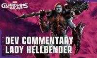 Marvel's Guardians of the Galaxy – Pubblicato un nuovo trailer su Lady Hellbender