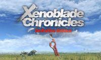 Nintendo annuncia Xenoblade Chronicles: Definitive Edition