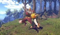 The Seven Deadly Sins: Knights of Britannia - Nuove immagini dedicate a Diane