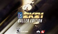 PGA Tour 2K21 Baller Edition è ora disponibile
