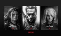 Su Instagram compaiono i mock-up di Geralt, Ciri e Yennefer per la serie Netflix The Witcher