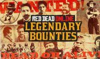 Red Dead Online - Tutte le taglie leggendarie sono ora disponibili nella Bacheca delle Taglie