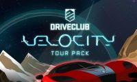 DRIVECLUB - Svelato il Velocity Tour Pack