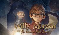 Willy Morgan - Annunciata ufficialmente la data d'uscita su Nintendo Switch
