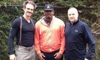Grand Theft Auto 5: i doppiatori insieme per una foto