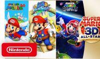 Super Mario 3D All-Stars - Pubblicati due nuovi filmati sul gioco