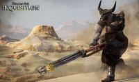 The Iron Bull: guerriero Qunari di Dragon Age: Inquisition