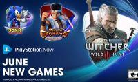PlayStation Now - Svelati i titoli in arrivo a giugno
