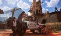 Uncharted 4 - La versione digitale ha un peso di quasi 50GB
