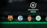 Konami ed eFootball.Pro annunciano i risultati della seconda giornata del torneo e.Football.Pro