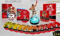 Street Fighter Collection 25th Anniversary Capcom Store