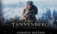 Tannenberg disponibile oggi su PlayStation 4 e Xbox ONE