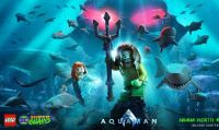 Svelati i contenuti scaricabili del film Aquaman per LEGO DC Super-Villains