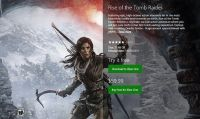 Rise of The Tomb Raider - Disponibile la demo per Xbox One