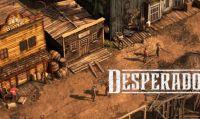 Disponibile da oggi un aggiornamento gratuito per Desperados III con nuovi contenuti