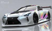 Aggiunge tre nuove auto Vision GT a Gran Turismo 6