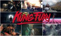 Anni 80, videogames e arti marziali: ecco Kung Fury