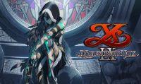 Ys IX: Monstrum Nox è ora disponibile per Nintendo Switch e PC