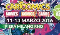Warner Bros. protagonista a CARTOOMICS 2016