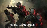 Metal Gear Online - Scoperto un glitch per guadagnare esperienza rapidamente