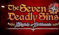Un nuovo filmato ci mostra il gameplay di The Seven Deadly Sins: Knights of Britannia