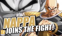 Dragon Ball FighterZ - Ecco il trailer di Nappa