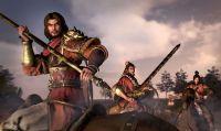Dynasty Warriors 9 - Koei Tecmo presenta 5 nuovi personaggi in azione