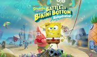 Disponibile l'accolades trailer di SpongeBob SquarePants: Battle for Bikini Bottom - Rehydrated