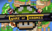 Quando Game of Thrones incontra Super Mario