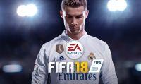 FIFA 18 - Pubblicato il video di un match completo