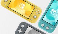 Pubblicato un nuovo trailer di Nintendo Switch Lite